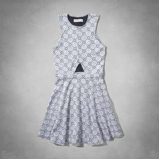 Abercrombie Kids Cutout Dress