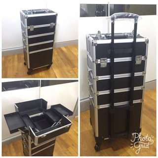 Pre Order Only Make Up Case On Trolley