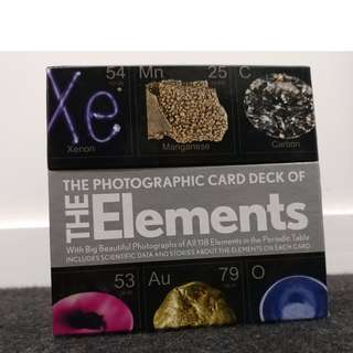 The Photographic Deck of The Elements