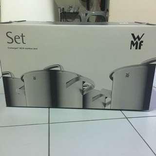 WMF 6-piece Pot set