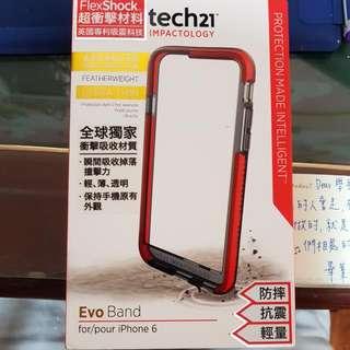 Tech21 iphone6 6s防摔邊框