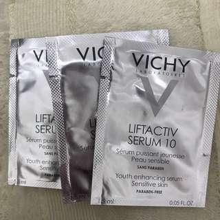 Vichy去皺精華