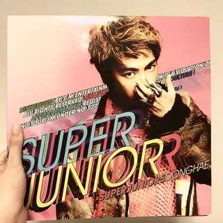 Super Junior 5輯A版- Mr. Simple