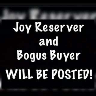 joy reserver