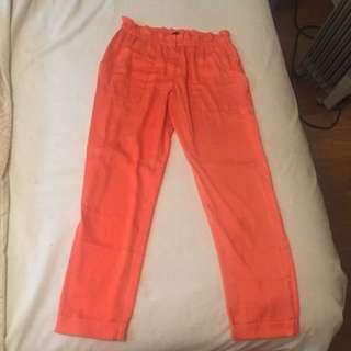 BCBG MaxAzria Cuffed Pants
