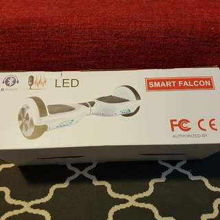 New! Electric Hover Board LED + Bluetooth