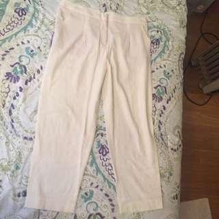 BCBG MaxAzria Cropped Pants