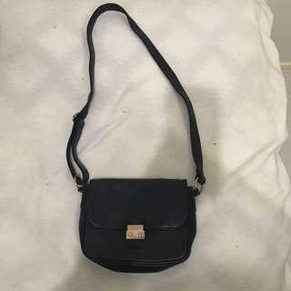 Cotton ON cross bag black