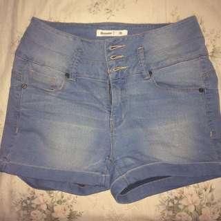 Bluenotes Denim Shorts