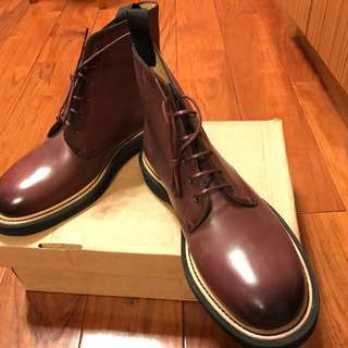 Paul Smith Patrick Lace Up Boots
