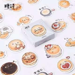 [OOS] Pancake Pals Sticker Set