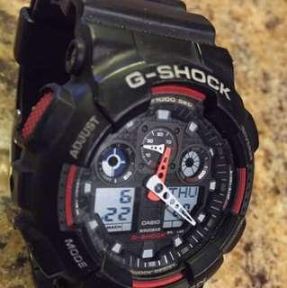 G-Shock Rare Resist Watch