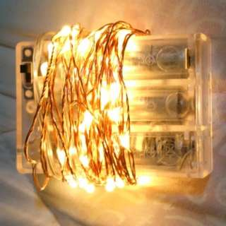 5 metre Fairy Lights from Totally Hot Stuff