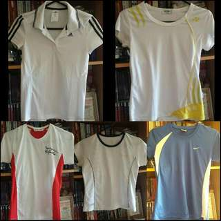 Sports Wear 100 Pesos Only.