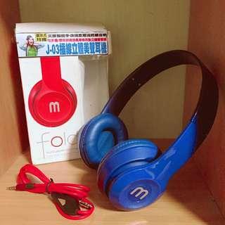 J-03插線立體美聲耳機