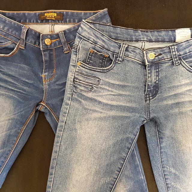 合身牛仔褲×2含運