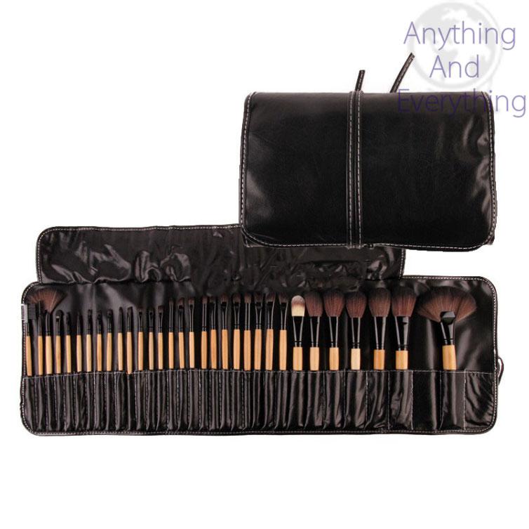 32 Professional Make Up Brushes Set !