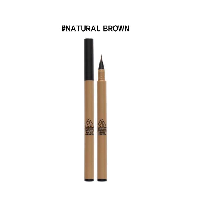 3ce極細紋身液體眉筆#NATURAL BROWN