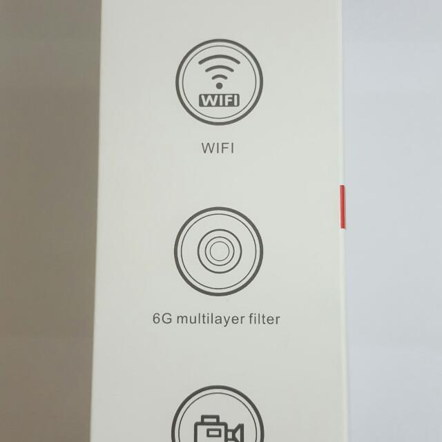 山狗 SJ 9000 4K Ultra HD Cam