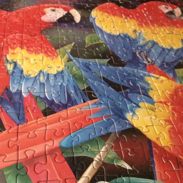 500 Pcs Puzzle