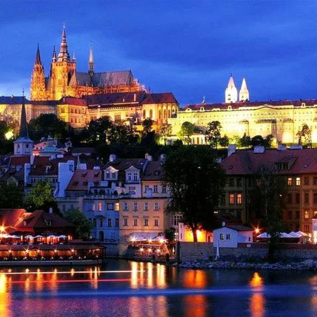 捷克主題半自助旅行