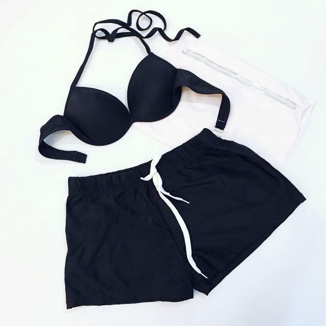 🆕 Bra Top Swimsuit