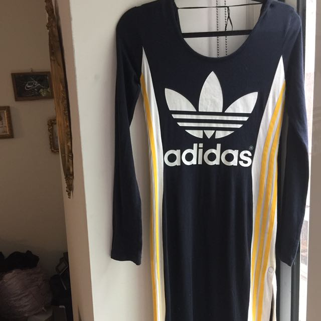 Adidas Tear away Long Dress