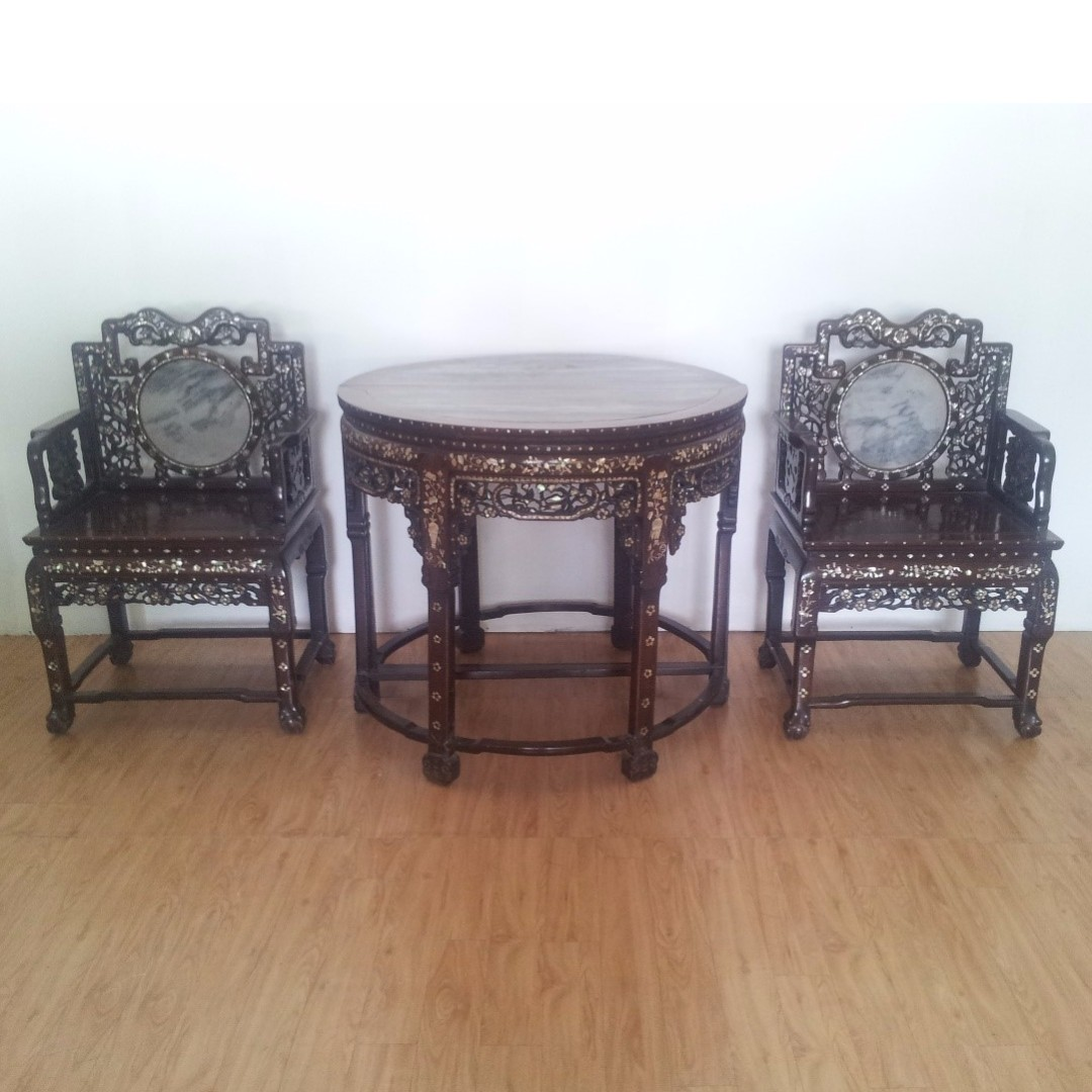Antique CHINESE ROSEWOOD