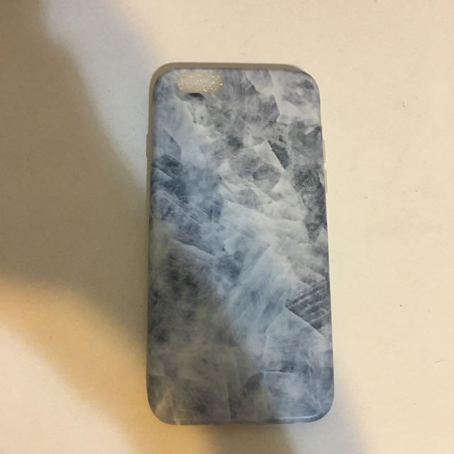 Apple iPhone6 6s 大理石 手機殼 軟殼 亦與瞬