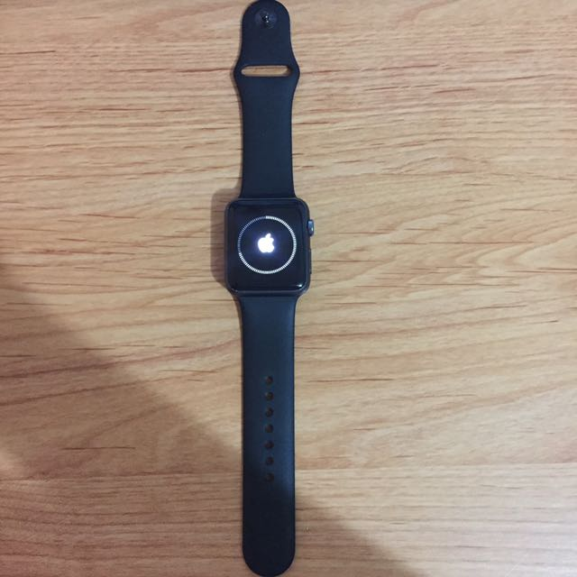 Apple Watch 1. 42mm 黑色
