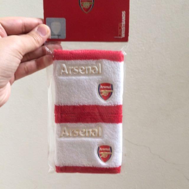 Arsenal Wristband