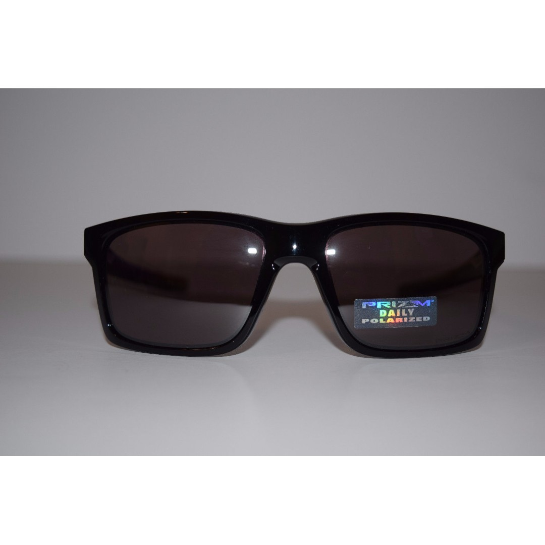 d2e3ac045217c Authentic Brand New in Box Oakley OO9264-08 Sunglasses Mainlink Polished  Black Prizm Daily Polarized