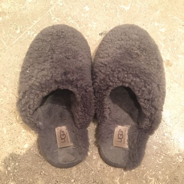 authentic UGG Alpaca Slippers (extra Warm)