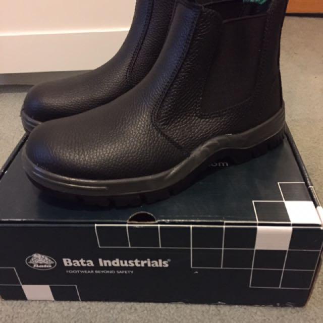 Bata Hercules Boots