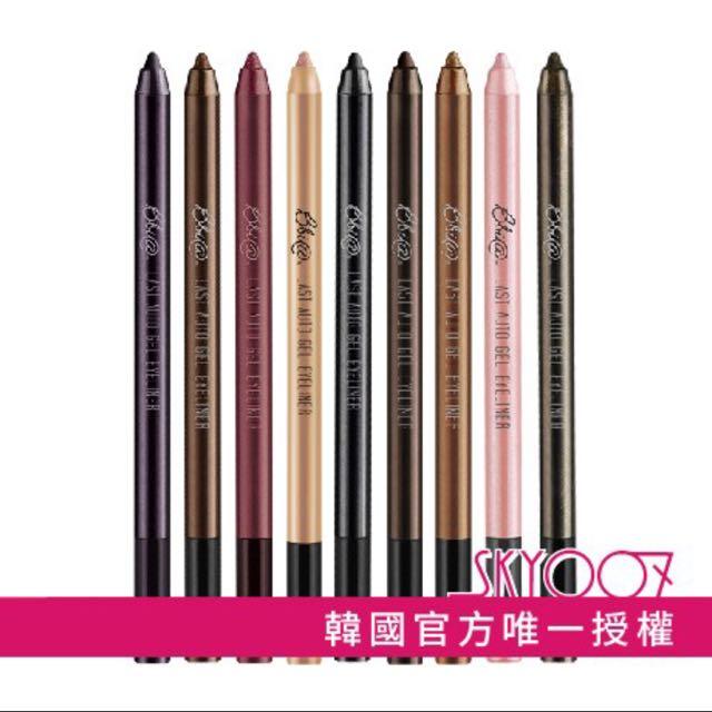 Bbia 絕色完美防水 眼線膠筆 (20爵士棕)
