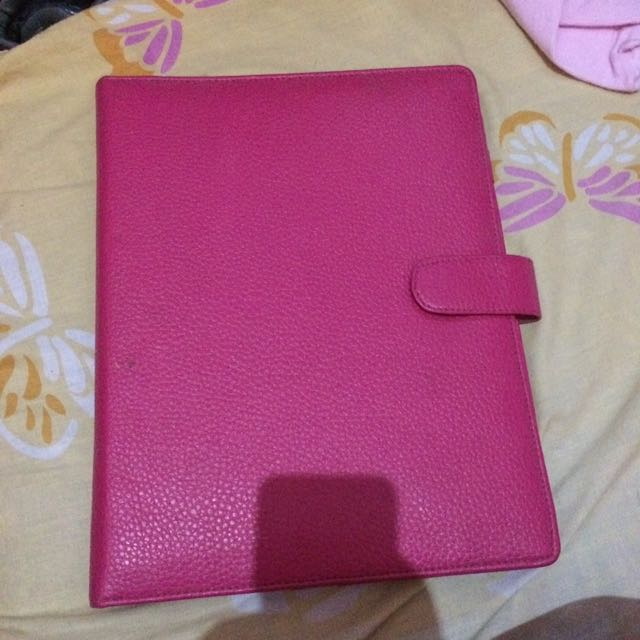 Binder Besar / Buku Binder Pink