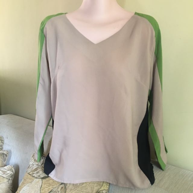 Blouse 3 Color