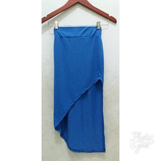 Asymetris Skirt