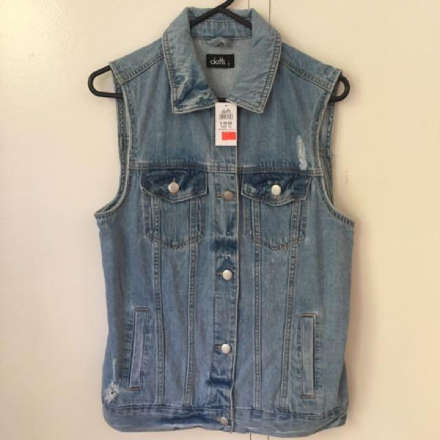 BNWT Size 10 Vest