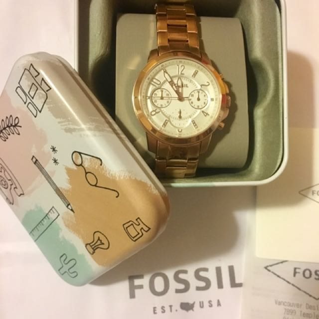 Brand new and Authentic Fossil Women's Watch (ES4035)