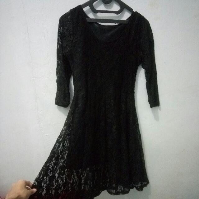 BRUKAT DRESS