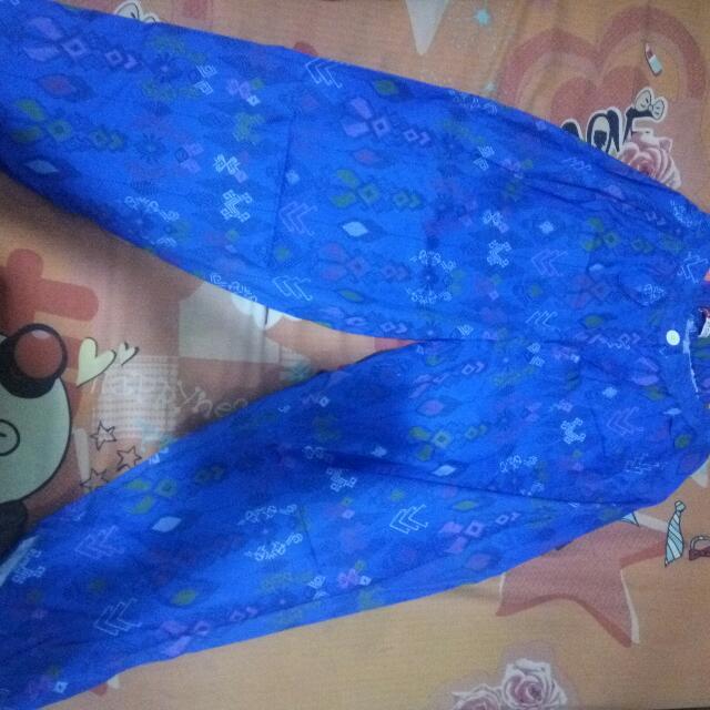 celana batik ethnic