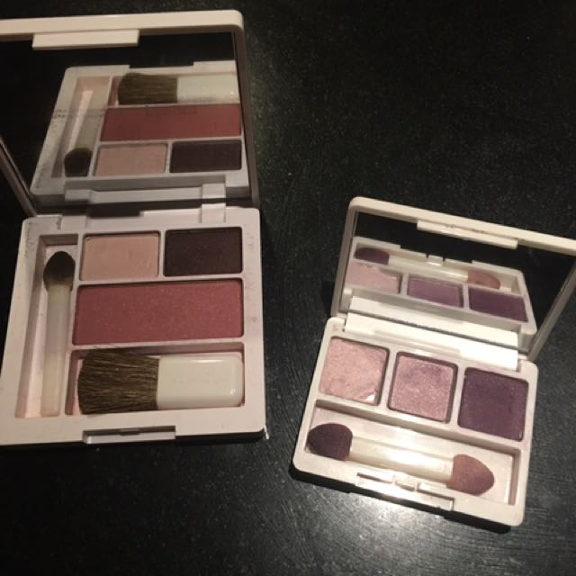 Clinique Duo Eye Shadow And Blush