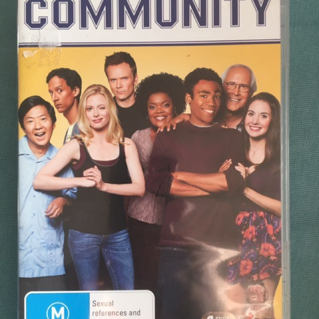 Community Seasons 2 & 3