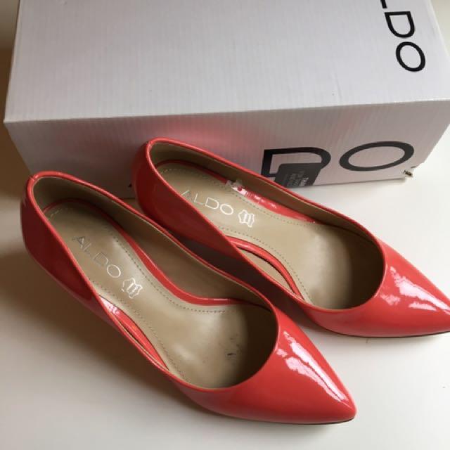 Coral ALDO High Heels