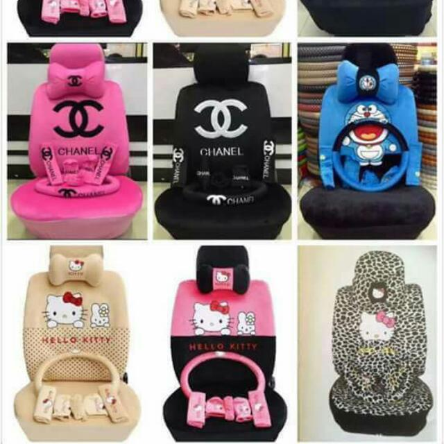 Cute car seat 20in1set