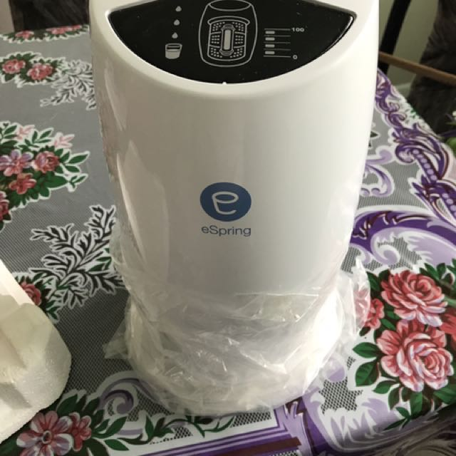 E Spring Water Filter