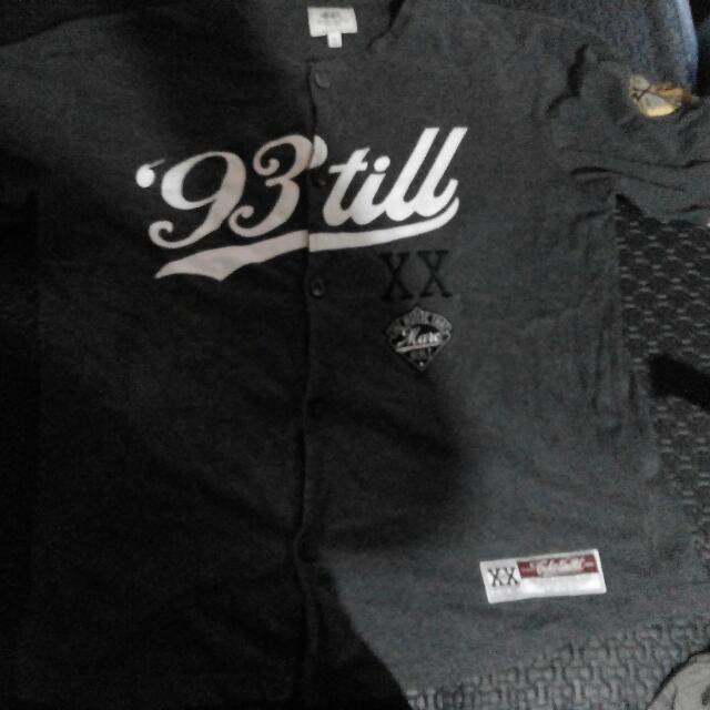 Ecko Unltd. Baseball shirt ⚾👕