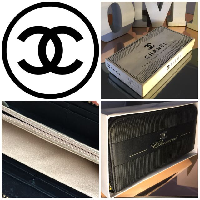"""FAKE"" Chanel Wallet"
