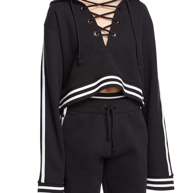 Fenty Puma Tracksuit. Hoodie And Tracksuit Pants